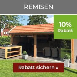 10% Rabatt auf Remisen